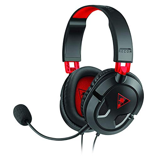 Turtle Beach Recon 50 Stereo Gaming Headset - PC, PS4, PS4 Pro, Xbox One S and Xbox One from Turtle Beach