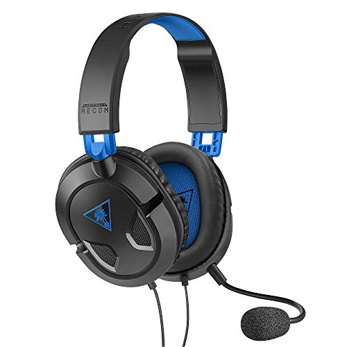 Turtle Beach Recon 50P Stereo Gaming Headset - PS4, PS4 Pro, Xbox One and Xbox One S from Turtle Beach