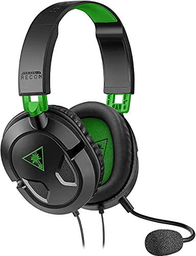 Turtle Beach Recon 50X Stereo Gaming Headset - Xbox One, Xbox One S, PS4 Pro and PS4 from Turtle Beach