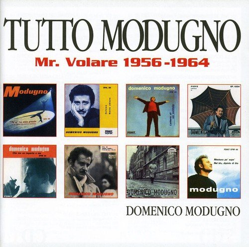 Tutto Modugno: Mr... from RHINO