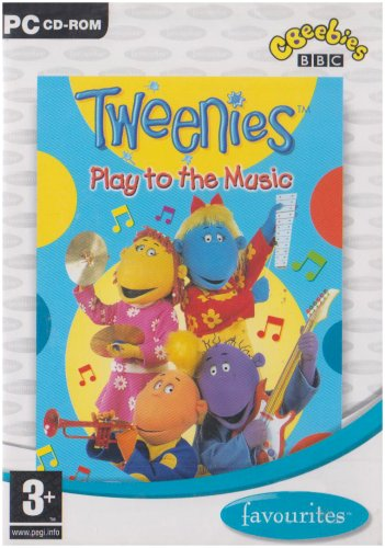 Tweenies - Play to the Music from Avanquest Software