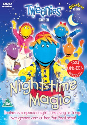 Tweenies: Night-Time Magic [DVD] [1999] from 2 Entertain Video
