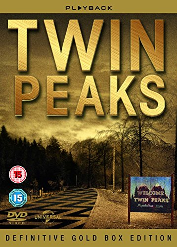 Twin Peaks - Definitive Gold Box Edition [DVD] (Slimline Packaging) [1990] from Universal/Playback