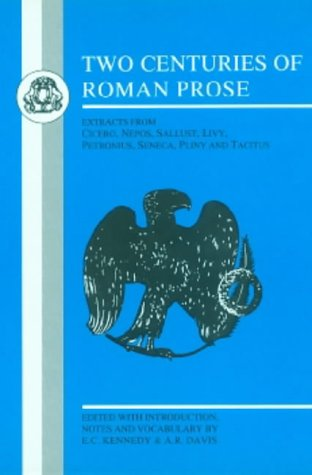 Two Centuries of Roman Prose (Latin Texts) from Bloomsbury 3PL