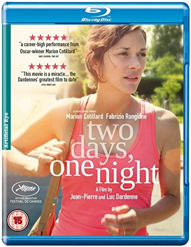 Two Days, One Night [Blu-ray] from Artificial Eye