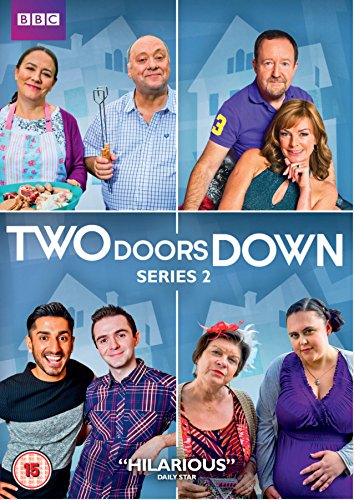 Two Doors Down - Series 2 [DVD] [2016] from 2entertain