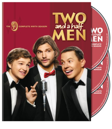 Two & A Half Men: Complete Ninth Season [DVD] [Region 1] [US Import] [NTSC] from Warner Manufacturing