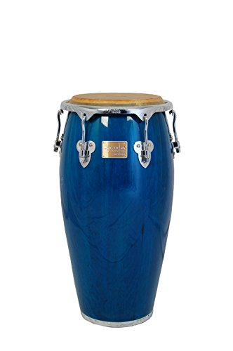 "Tycoon Percussion MTC-100CBL/S 10"" Master Classic Series Requinto Blue from Tycoon Percussion"