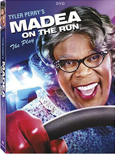 Tyler Perry's Madea On The Run (Play) [DVD] from Lionsgate