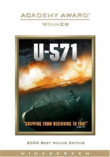 U-571 [DVD] [2000] [Region 1] [US Import] [NTSC] from Universal Home Video