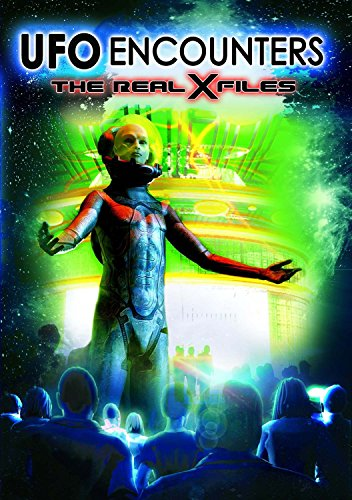 UFO Encounters: The Real X Files [DVD] [2012] from Wienerworld