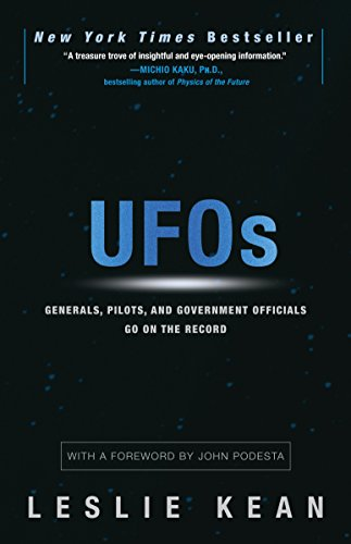 UFOs: Generals, Pilots, and Government Officials Go on the Record from Crown Publishing Group, Division of Random House Inc