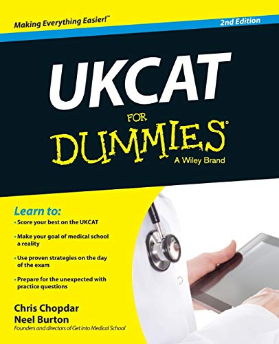 UKCAT For Dummies from For Dummies