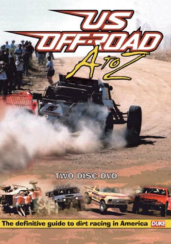 US Off-Road A-Z (2 Disc) DVD [NTSC] from Duke Video
