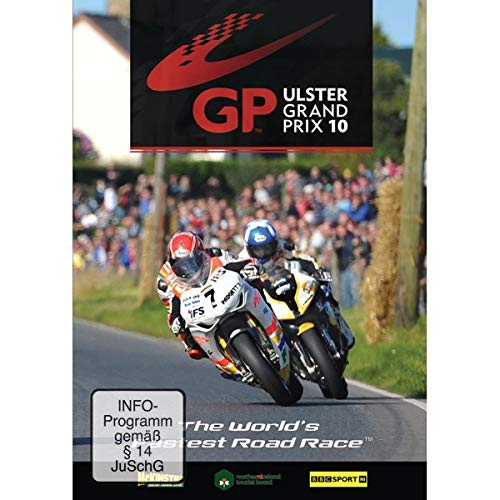 Ulster GP 2010 DVD from Duke Video