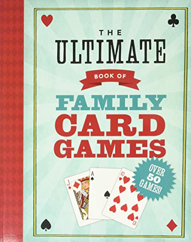 Ultimate Book of Family Card Games, The from Oliver Ho