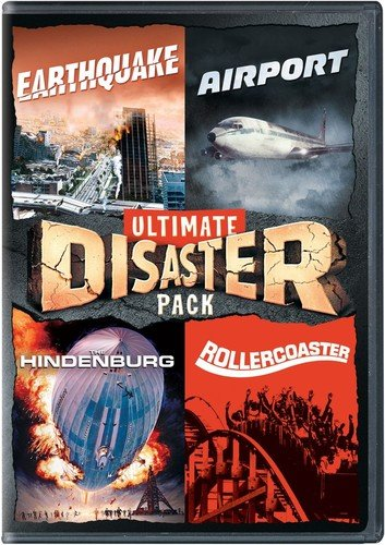 Ultimate Disaster Pack from Universal Studios