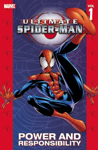 Ultimate Spider-Man Volume 1: Power & Responsibility TPB (New Printing) (Ultimate Spider-Man (Paperback)) from Marvel Comics