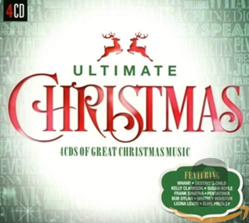 Ultimate... Christmas from LEGACY RECORDINGS