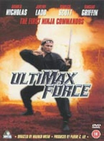 Ultimax Force [1986] [DVD] from Pegasus