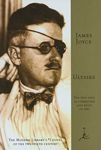 Ulysses (Modern Library) from Random House USA