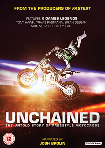 Unchained [DVD] from Studiocanal