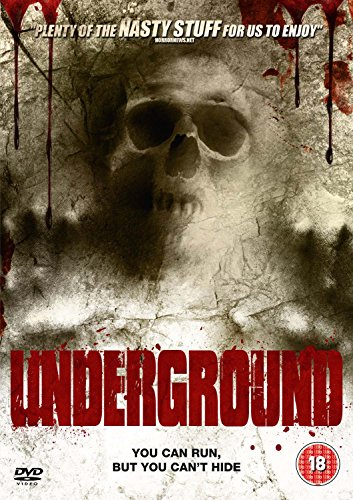Underground [DVD] from Signature Entertainment