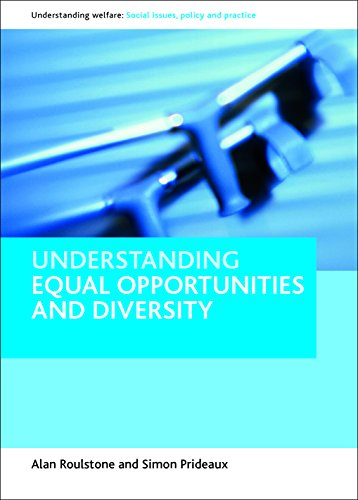 Understanding disability policy (Understanding Welfare: Social Issues, Policy and Practice) from Policy Press