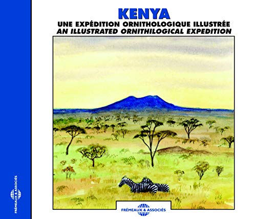 Kenya - An Illustrated Ornithological Expedition from Frémeaux & Associés