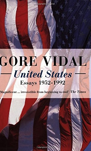 United States: Essays 1952-1992: Essays, 1952-92 v. 1 from Abacus