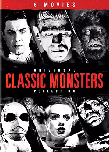 Universal Classic Monsters Collection [Region 1] [DVD] [NTSC] from Universal Studios