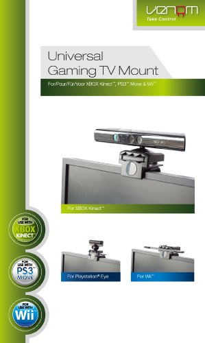 Universal Gaming TV Mount (Xbox 360/PS3/Wii) from Venom