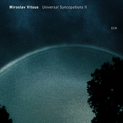 Universal Syncopations II from ECM RECORDS