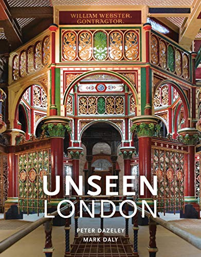 Unseen London (New Edition) from Frances Lincoln