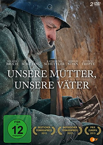 UNSERE MUETTER,UNSERE VAETER - [DVD] [2013] from ALIVE AG
