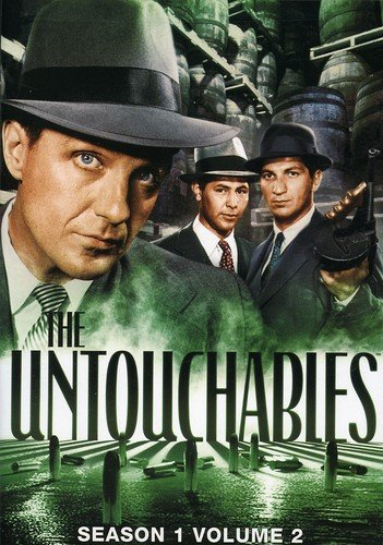 Untouchables: Season 1 Vol 1-2 [DVD] [1966] [Region 1] [US Import] [NTSC] from Paramount Home Video