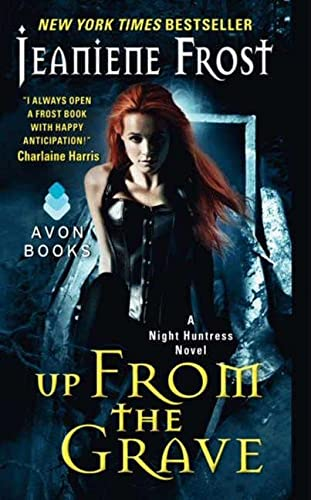 Up From the Grave (Night Huntress) from HarperCollins USA