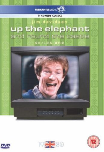 Up The Elephant And Round The Castle - Series 1 - Complete [DVD] from Fremantle Home Entertainment