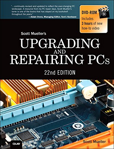 Upgrading and Repairing PCs from Que Corporation,U.S.