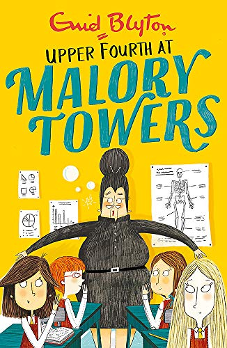 Upper Fourth: Book 4 (Malory Towers) from Hodder Children's Books