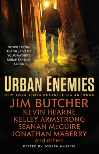 Urban Enemies from Gallery Books