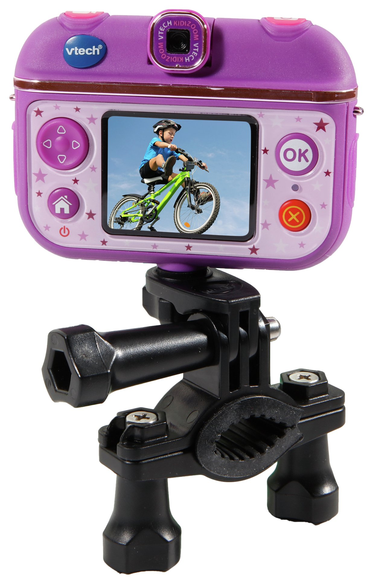 VTech KidiZoom Action Cam 180 - Pink from VTech