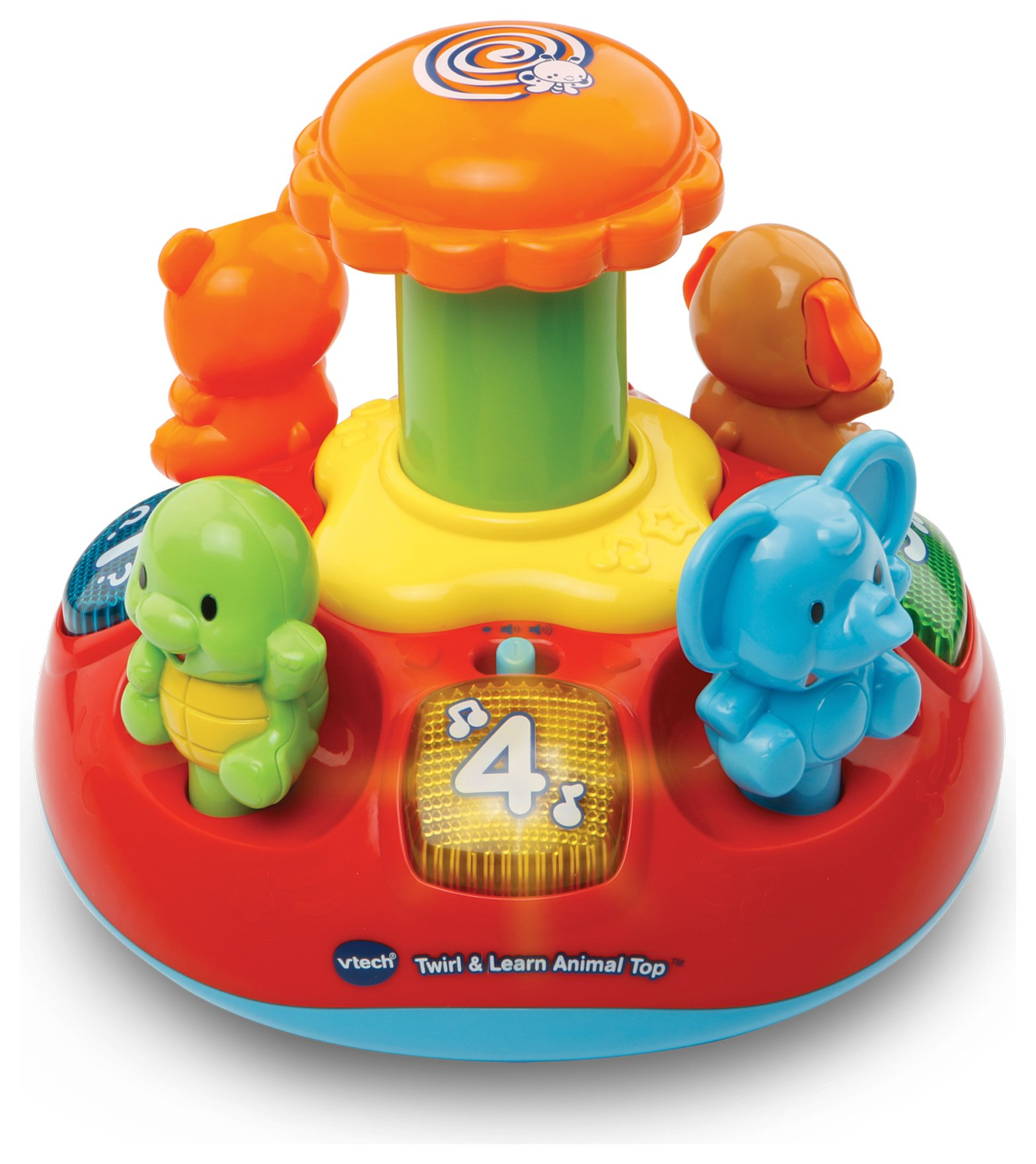 VTech - Push and Play Spinning Top from Vtech