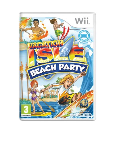 Vacation Isle (Wii) from Warner Bros. Interactive