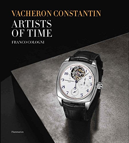 Vacheron Constantin: Artists of Time from Flammarion