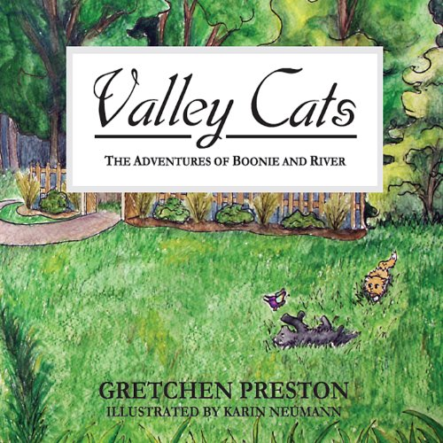 Valley Cats: The Adventures of Boonie & River from CD Baby.Com/Indys