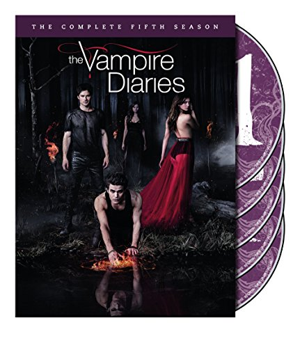 Vampire Diaries: The Complete Fifth Season [DVD] [Region 1] [NTSC] from Warner Manufacturing