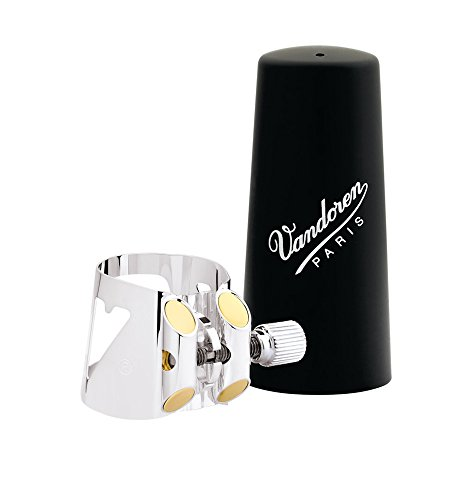 Vandoren Optimum Clarinet Ligatures, Bb Clarinet W/ Plastic Cap from VANDOREN