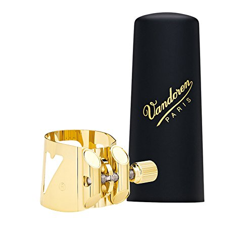 Vandoren Optimum Tenor Saxophone Ligature with Plastic Cap from VANDOREN