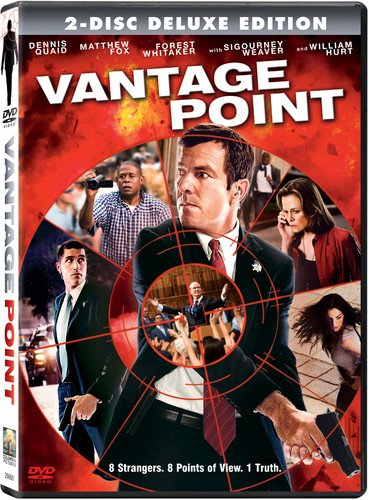Vantage Point [DVD] [Region 1] [US Import] [NTSC] from Sony Pictures Home Entertainment